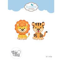 Elizabeth Craft Designs - Dies - Lion and Tiger