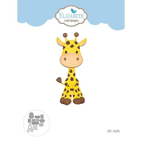 Elizabeth Craft Designs - Dies - Giraffe