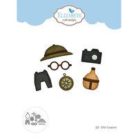 Elizabeth Craft Designs - Dies - Safari Accessories