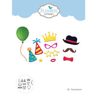 Elizabeth Craft Designs - Dies - Party Accessories