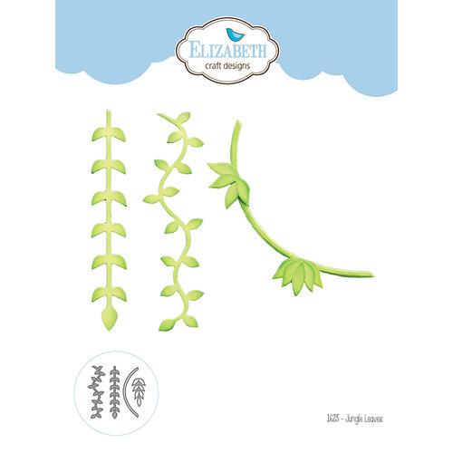 Elizabeth Craft Designs - Dies - Jungle Leaves