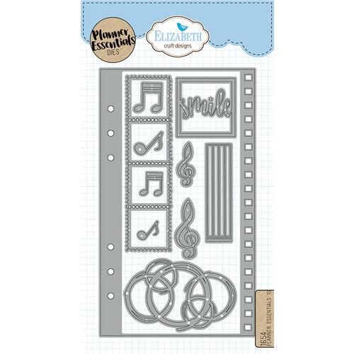Elizabeth Craft Designs - Dies - Planner Essentials - 10