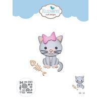 Elizabeth Craft Designs - Dies - Cat