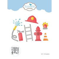 Elizabeth Craft Designs - Dies - Fire Accessories