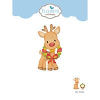 Elizabeth Craft Designs - Christmas - Dies - Reindeer