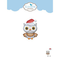 Elizabeth Craft Designs - Christmas - Dies - Owl