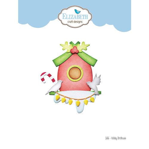 Elizabeth Craft Designs - Christmas - Dies - Holiday Bird House