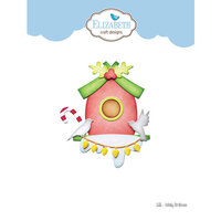 Elizabeth Craft Designs - Christmas - Dies - Holiday Bird House