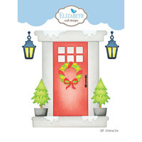 Elizabeth Craft Designs - Dies - Christmas Door