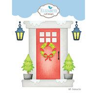 Elizabeth Craft Designs - Dies - Christmas Door