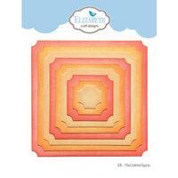 Elizabeth Craft Designs - Dies - Fitted Indented Square