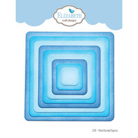 Elizabeth Craft Designs - Dies - Fitted Rounded Square