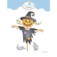 Elizabeth Craft Designs - Halloween - Dies - Scarecrow