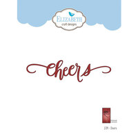 Elizabeth Craft Designs - Christmas - Dies - Cheers
