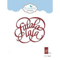 Elizabeth Craft Designs - Christmas - Dies - Falalalala