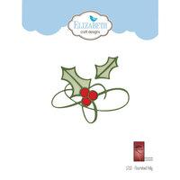 Elizabeth Craft Designs - Christmas - Dies - Flourished Holly