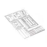 Elizabeth Craft Designs - Dies - Planner Essentials 21 - Note Pieces