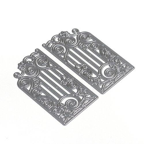 Elizabeth Craft Designs - Dies - Ornate Gateway