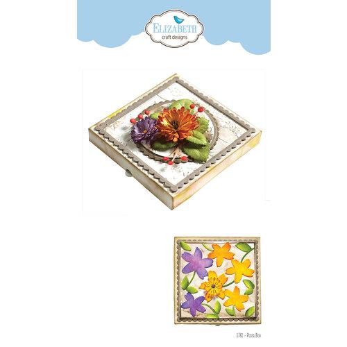 Elizabeth Craft Designs - Dies - Pizza Box