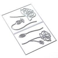 Elizabeth Craft Designs - Dies - Floral Insert