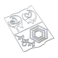Elizabeth Craft Designs - Dies - decorative Insert