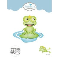 Elizabeth Craft Designs - Storybook Collection - Dies - Frog