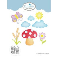Elizabeth Craft Designs - Storybook Collection - Dies - Once Upon A Time Accessories