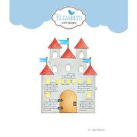 Elizabeth Craft Designs - Storybook Collection - Dies - Castle Folding Card