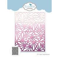 Elizabeth Craft Designs - Storybook Collection - Dies - Organic Triangle Background