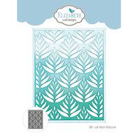 Elizabeth Craft Designs - Storybook Collection - Dies - Leaf Pattern Background