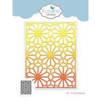 Elizabeth Craft Designs - Storybook Collection - Dies - Floral Burst Background