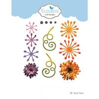 Elizabeth Craft Designs - Dies - Stamen Flowers