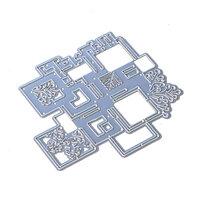 Elizabeth Craft Designs - Dies - Cubic Background