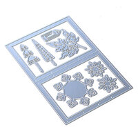 Elizabeth Craft Designs - Dies - Snowy Windows