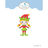 Elizabeth Craft Designs - Christmas - Dies - Holiday Elf - Hers