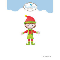 Elizabeth Craft Designs - Christmas - Dies - Holiday Elf - His