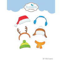 Elizabeth Craft Designs - Christmas - Dies - Winter Accessories