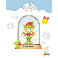 Elizabeth Craft Designs - Christmas - Dies - Snow Globe