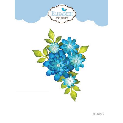 Elizabeth Craft Designs - Florals Volume II Collection - Dies - Florals 5