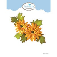 Elizabeth Craft Designs - Florals Volume II Collection - Dies - Florals 7