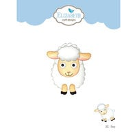 Elizabeth Craft Designs - Joset's Life Is Better On The Farm Collection - Dies - Sheep