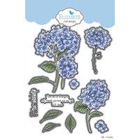 Elizabeth Craft Designs - Beautiful Blooms 1 Collection - Dies - Friendship
