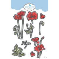Elizabeth Craft Designs - Beautiful Blooms 1 Collection - Dies - Hope