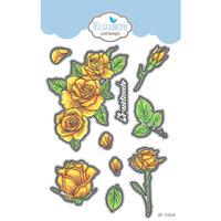 Elizabeth Craft Designs - Beautiful Blooms 1 Collection - Dies - Gratitude