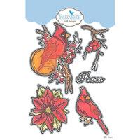 Elizabeth Craft Designs - Beautiful Blooms 2 Collection - Dies - Peace