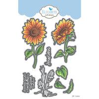 Elizabeth Craft Designs - Beautiful Blooms 2 Collection - Dies - Sunshine
