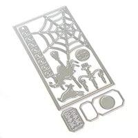 Elizabeth Craft Designs - Dies - Planner Essentials - Halloween Set 3