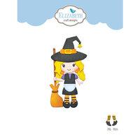 Elizabeth Craft Designs - Happy Harvest Collection - Dies - Witch