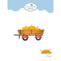 Elizabeth Craft Designs - Happy Harvest Collection - Dies - Hay Ride