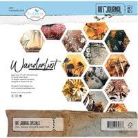 Elizabeth Craft Designs - 12 x 12 Paper Pack - Wanderlust